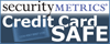 Certified by SecurityMetrics